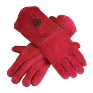 Leather Blast Gloves