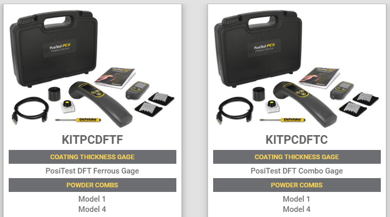 PC Kits with DFT