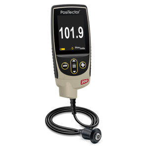 Non-Metal Coating Thickness Gauge