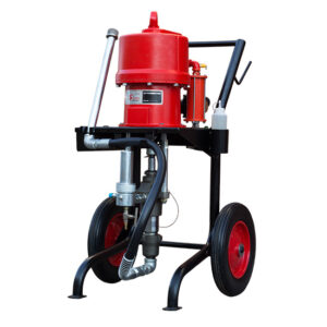 Single Action Airless (Pneumatic) Spray Pumps - Airless Paint Sprayers