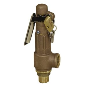 Safety Blow Off Valve