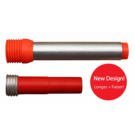 Longer = Faster! – New 13mm Venturi Nozzle Design
