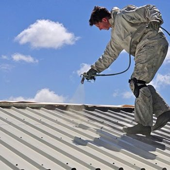 Roof, wall and floor coatings.
