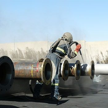 Construction, Steel fabrication and welding, Plant maintenance, Pipes, Tanks, Ships, Mines