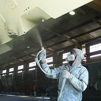 INDUSTRIAL SPRAYING