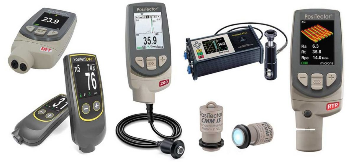 """Storm Machinery is a proud representative of world-renowned DeFelskoinspection equipment including coating thickness gauges (DFT gauges), surface profile gauges, dew point meters, salt testers, adhesion testers, hardness testers and inspection kits. [themify_button style=""""large red square"""" link=""""http://www.stormmachinery.co.za/sa2016/product-category/inspection-equipment/"""" ]See more[/themify_button]"""