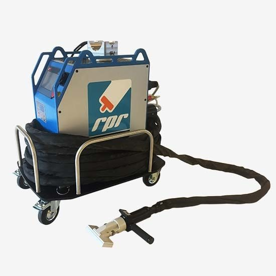"""Rapid Paint Removal (RPR) is a fast, eco-friendly method of inducted paint removal. RPR is a recommended alternative to conventional sandblasting. [themify_button style=""""large red square"""" link=""""http://www.stormmachinery.co.za/sa2016/product-category/rapid-paint-removal-rpr/"""" ]See more[/themify_button]"""