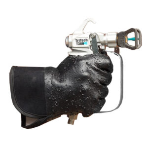 500 Bar Protective Glove with Spray Gun