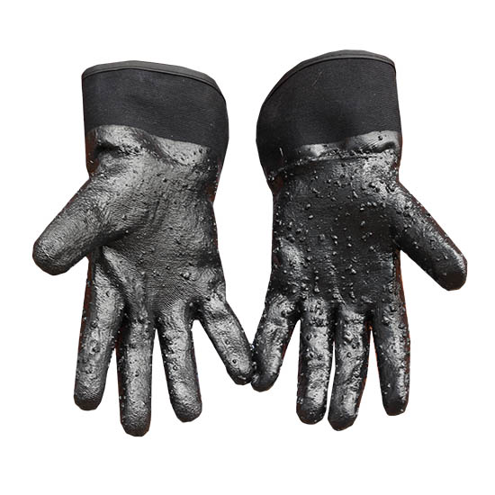 500 Bar Protective Gloves Front